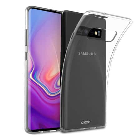 Olixar Ultra Thin Samsung Galaxy S10 Case leak 1