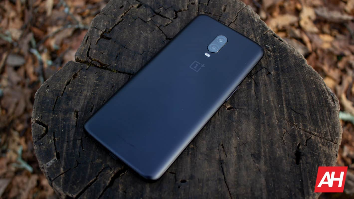 OnePlus 6T AH NS 40 back