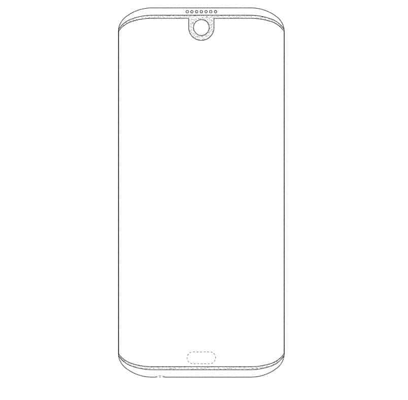 Samsung Infinity U Patent 2