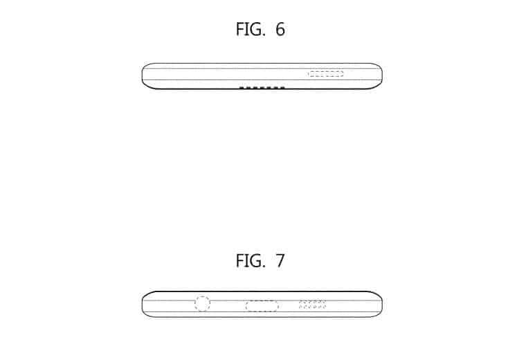 Samsung Infinity U Patent 5