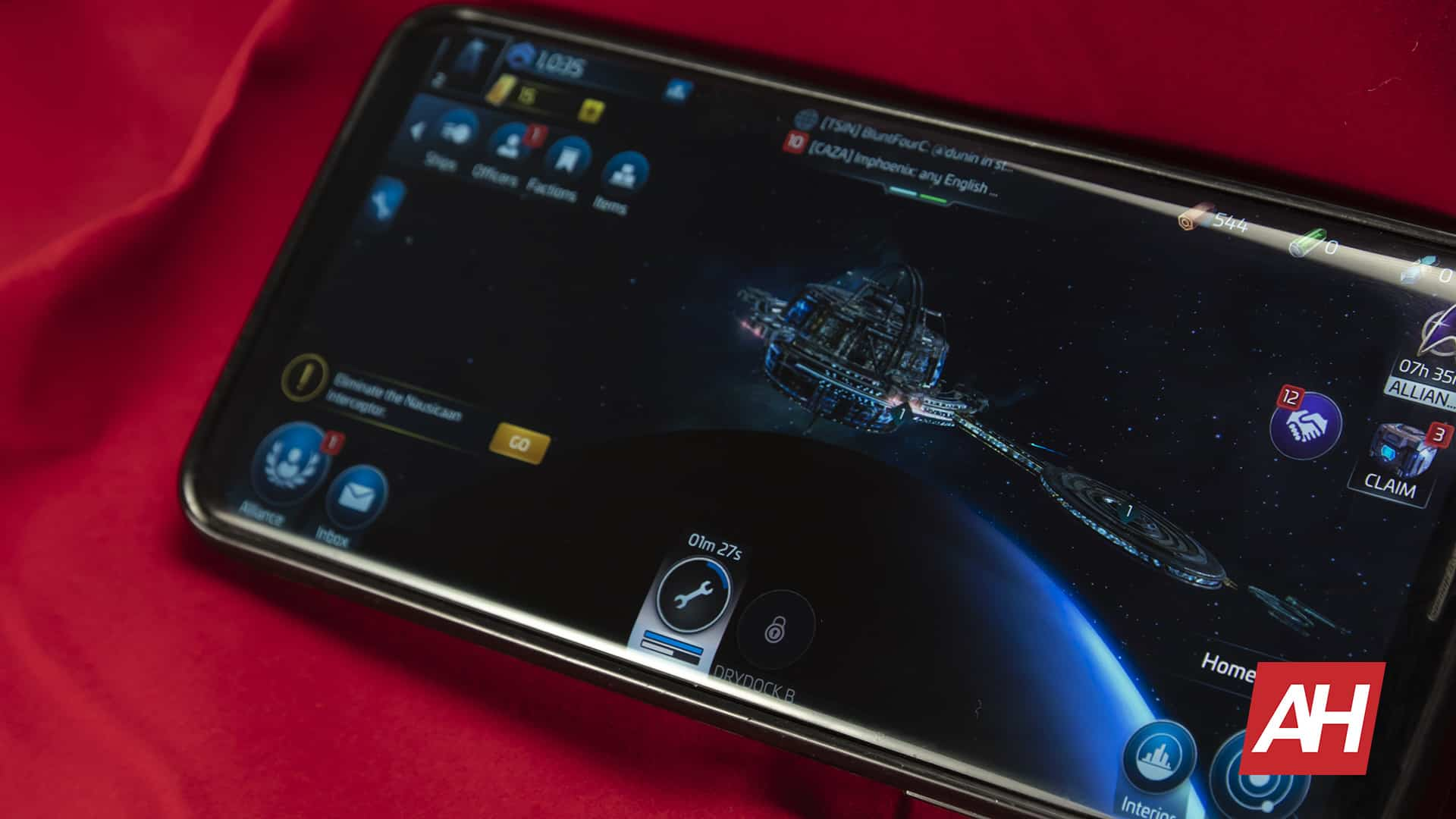 Star Trek Fleet Command Brings The Entire Galaxy To Android