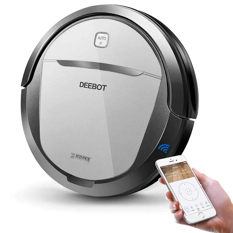 ECOVACS DEEBOT M80 Pro Robot Vacuum Cleaner - Amazon