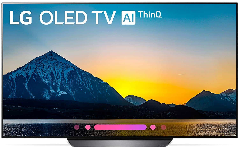 LG Electronics OLED65B8PUA 65-Inch 4K Ultra HD Smart OLED TV - Amazon