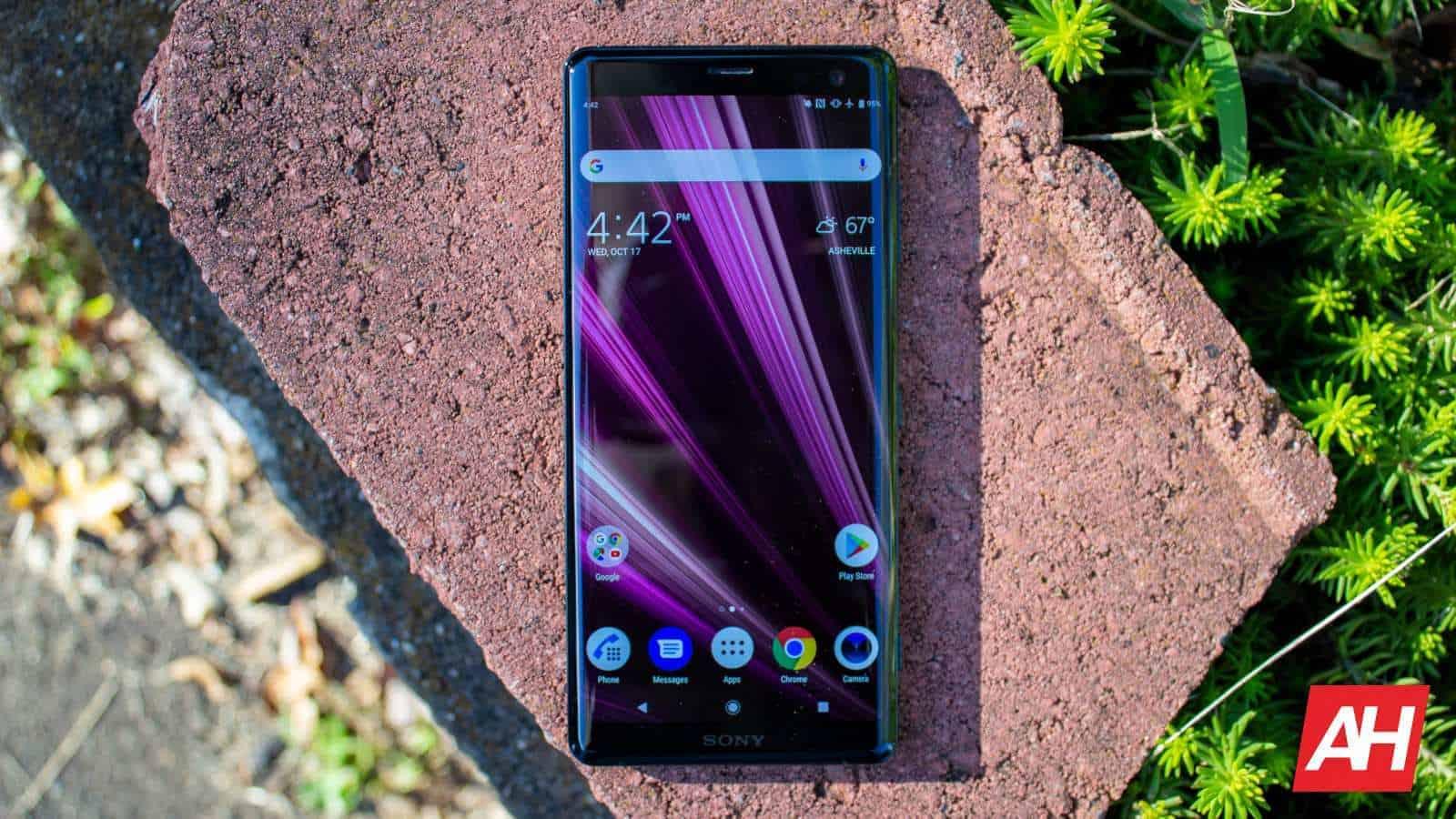 AH 2019 Sony Xperia XZ3 10