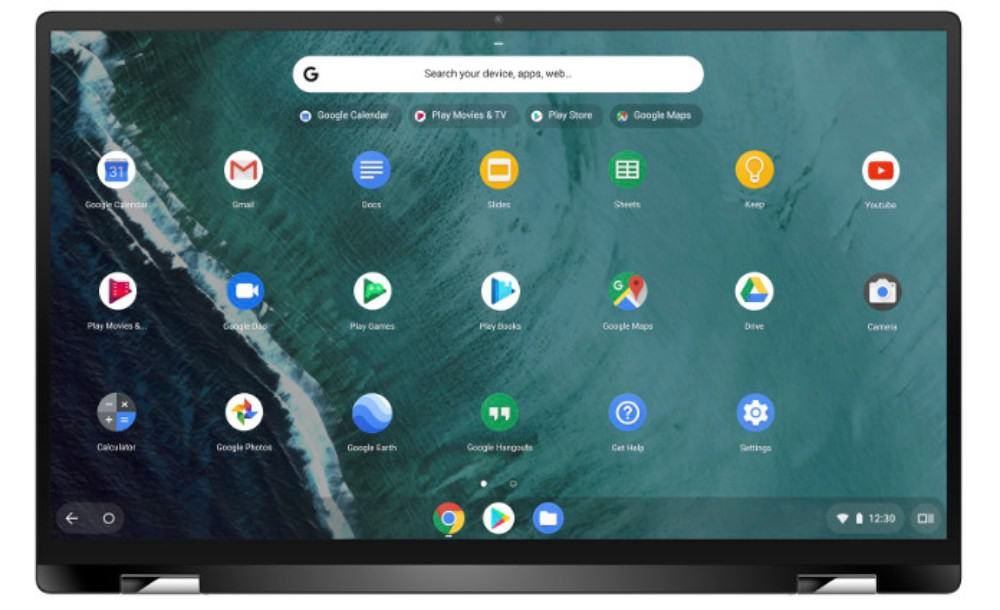 ASUS Chromebook C434 prss img 02