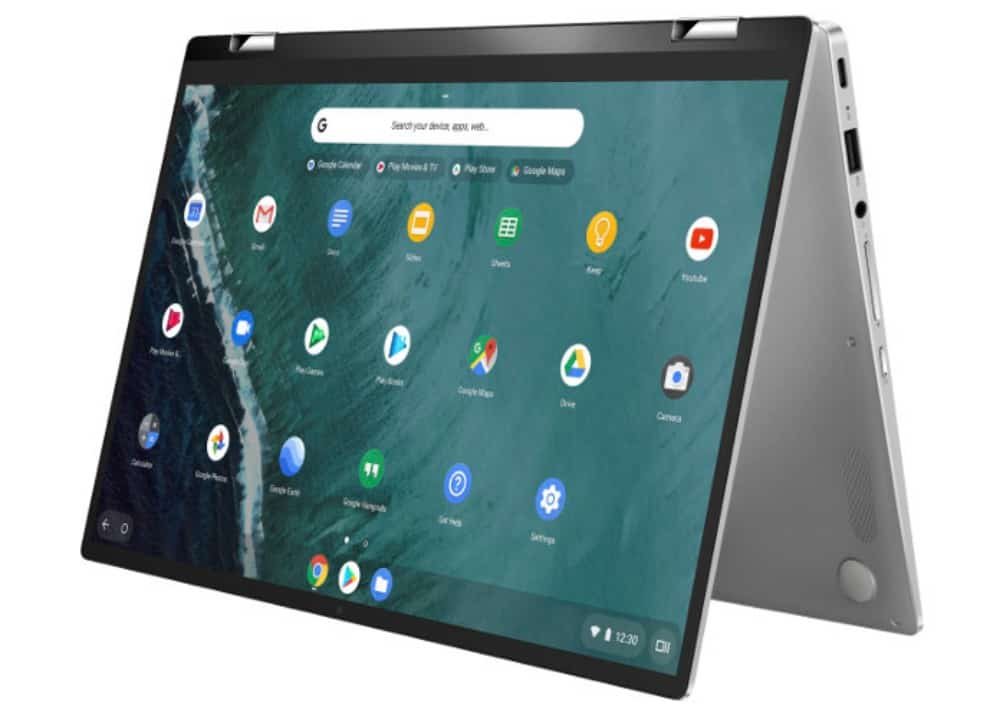 ASUS Chromebook C434 prss img 04