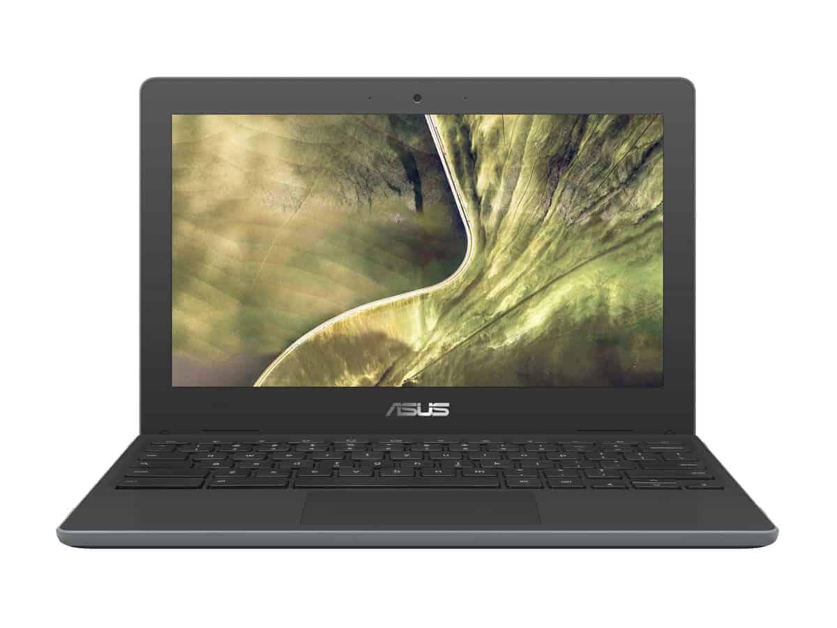 ASUS Chromebook C204 Product photo 05