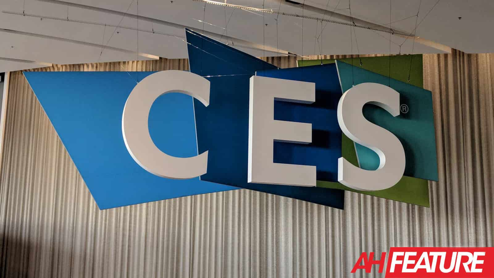 CES 2019 Logo AM AH 1 New feature