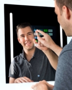 Capstone Connected Home Smart Mirror CES 2019 1