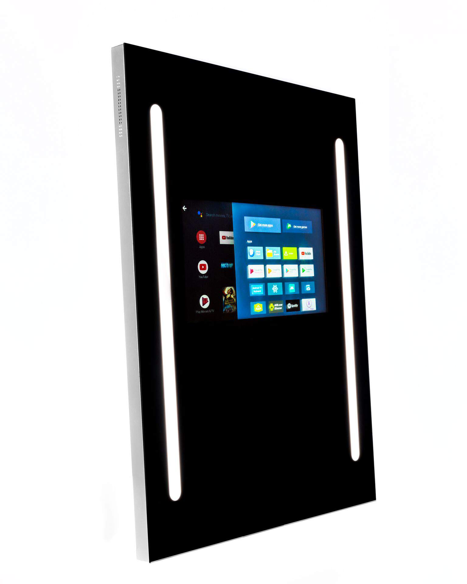 Capstone Connected Home Smart Mirror CES 2019 2
