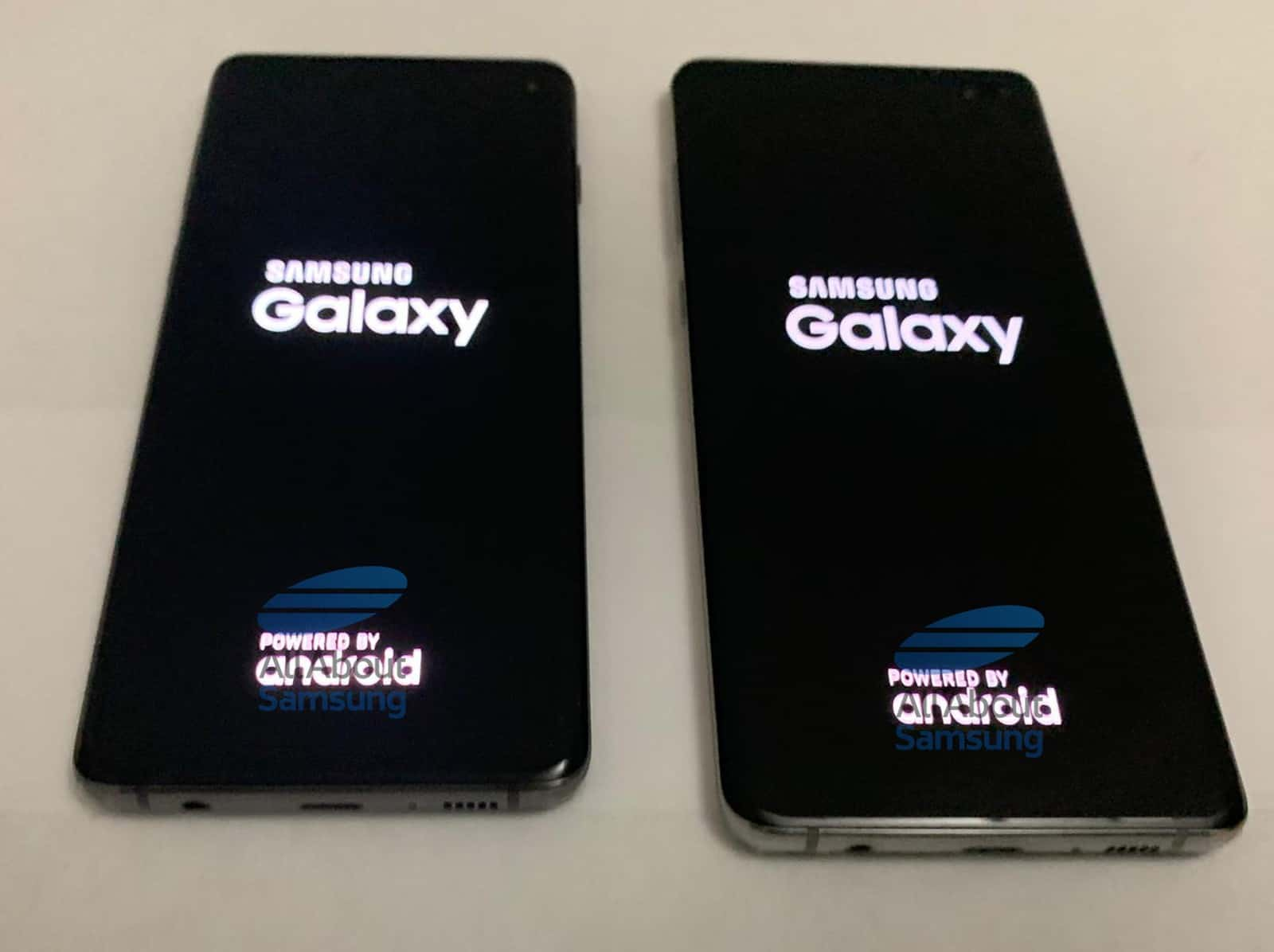 Galaxy S10 S10 real life image AllAboutSamsung 4