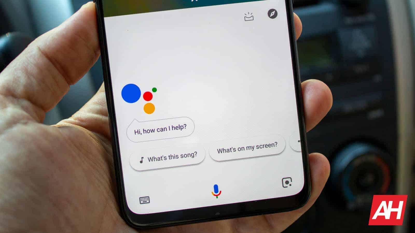 Google Assistant AH NS 05