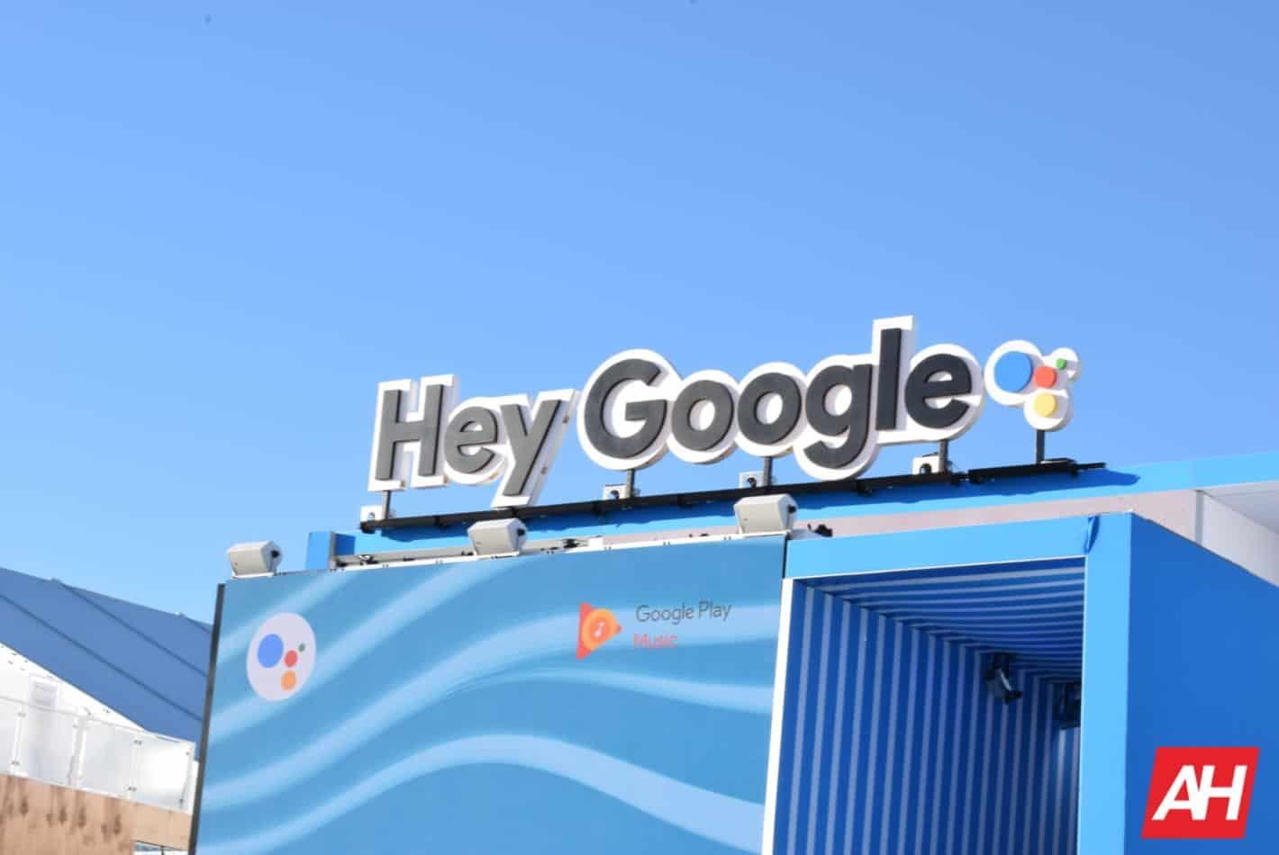Google Assistant CES AM AH 1