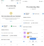 Google Assistant New UI 2 1