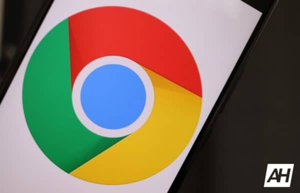 Google Chrome Icon New AH Logo AH 2019