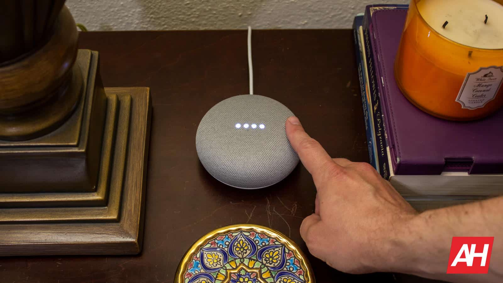 Google Home AH NS 08 Mini