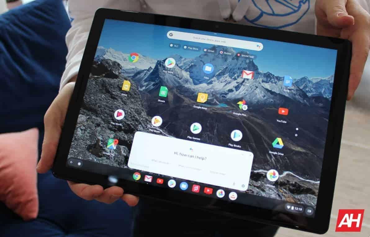 Google Pixel Slate Hands On AH 8 AH 2019