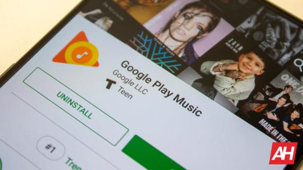 Google Play Music for Wear OS