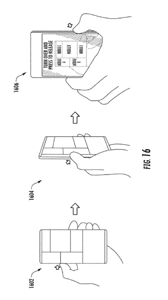 Google modular device patent January 2019 13
