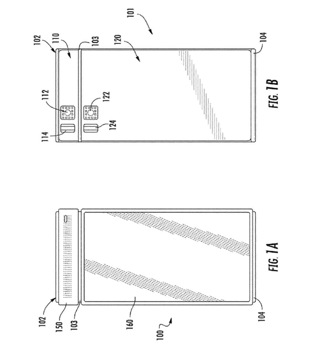 Google modular device patent January 2019 2