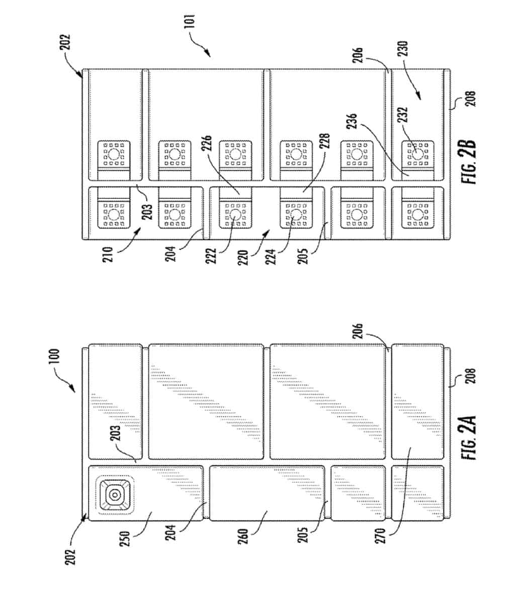 Google modular device patent January 2019 3