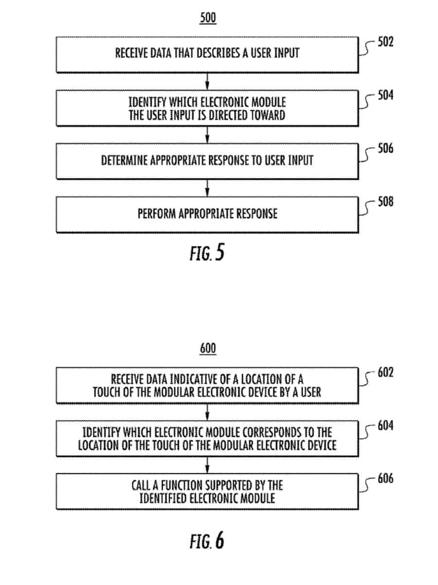 Google modular device patent January 2019 6