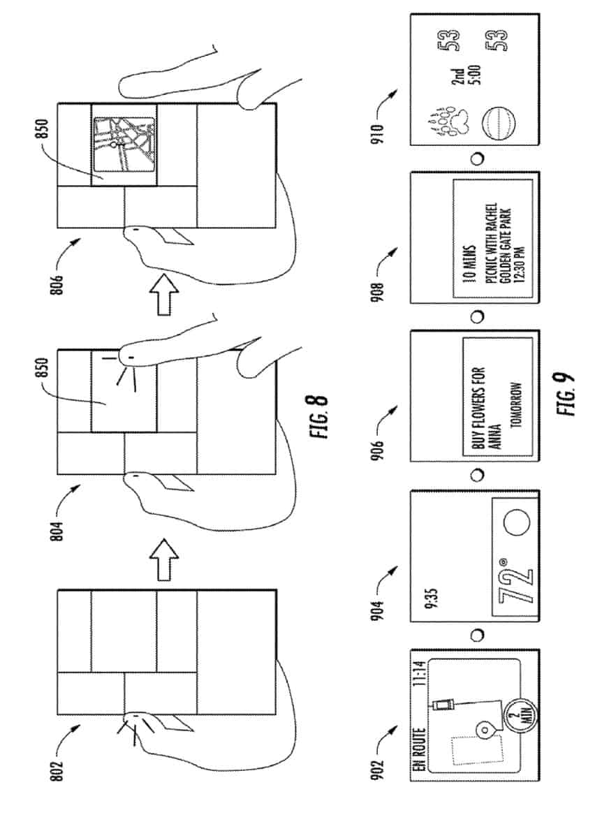 Google modular device patent January 2019 8