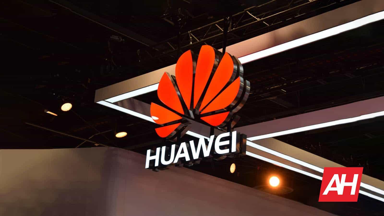 Huawei logo 2018 AM AH 3