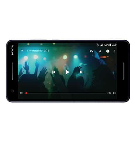 Nokia 2V Launch Photo 1