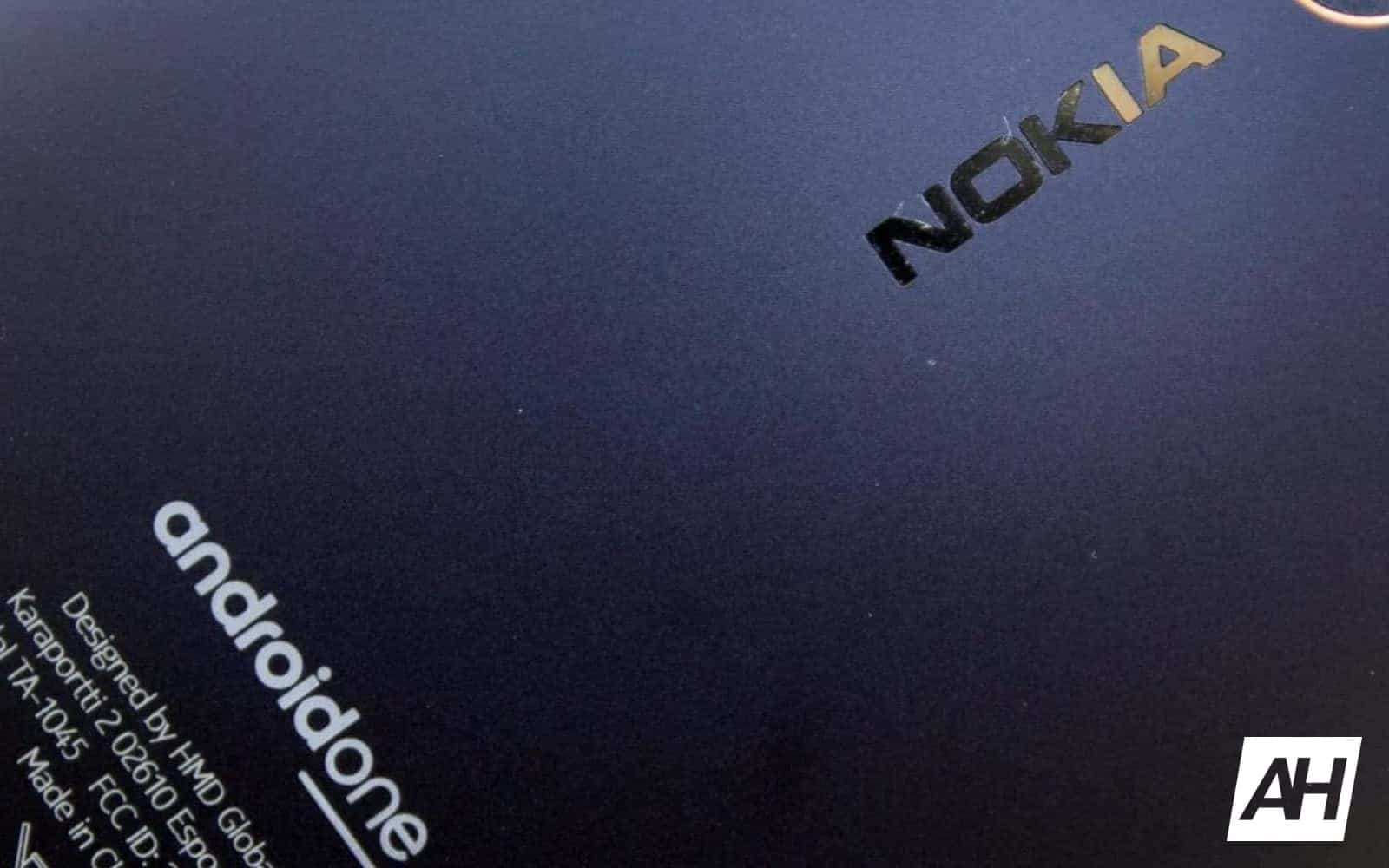Nokia 6.1 AH NS 08 android one AH 2019