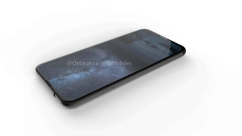 Nokia 8 1 Plus Leaked Renders 10