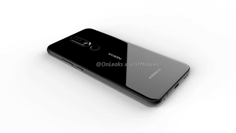 Nokia 8 1 Plus Leaked Renders 11