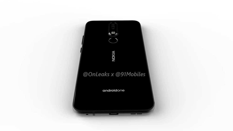 Nokia 8 1 Plus Leaked Renders 12