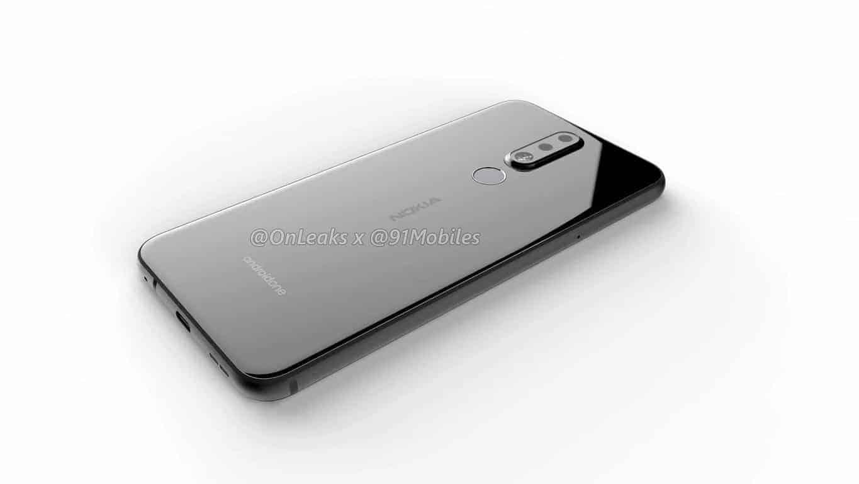 Nokia 8 1 Plus Leaked Renders 13