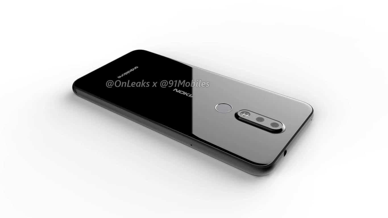 Nokia 8 1 Plus Leaked Renders 14