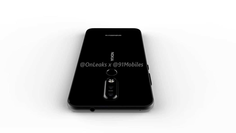 Nokia 8 1 Plus Leaked Renders 15