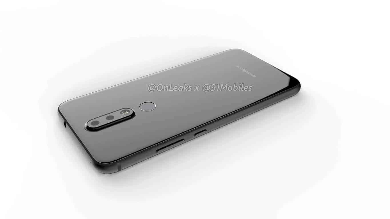 Nokia 8 1 Plus Leaked Renders 16