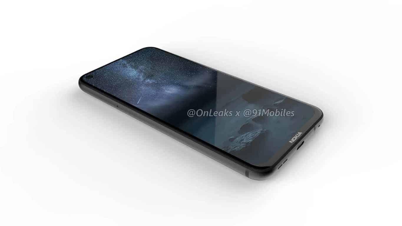 Nokia 8 1 Plus Leaked Renders 5