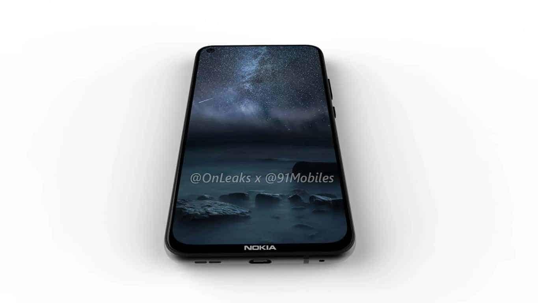 Nokia 8 1 Plus Leaked Renders 6