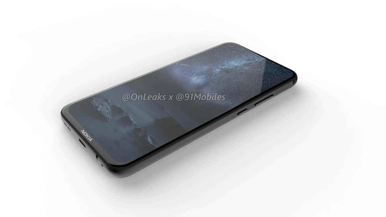 Nokia 8 1 Plus Leaked Renders 7