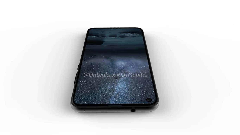 Nokia 8 1 Plus Leaked Renders 9