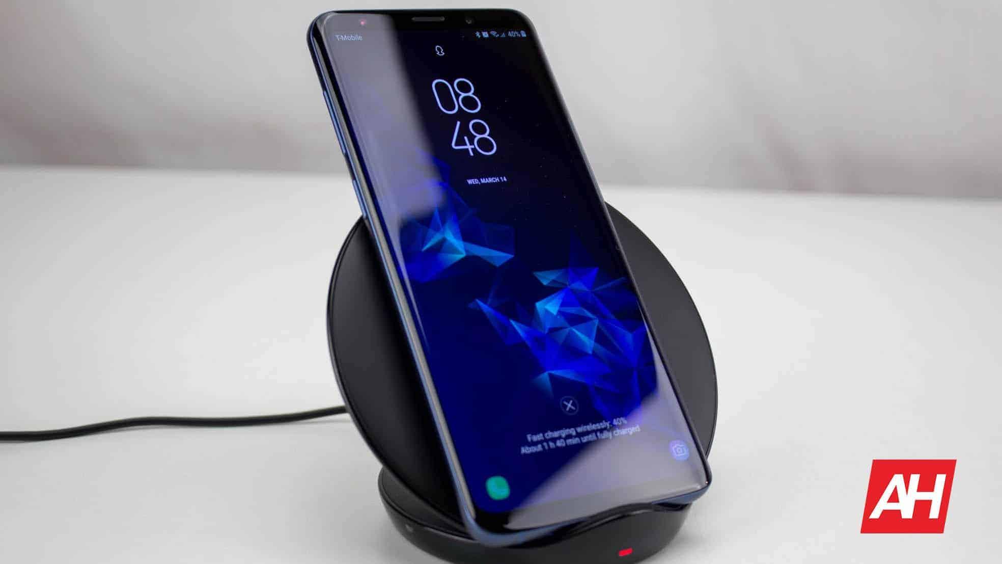 Samsung Galaxy S9 Plus AH NS wireless charging 1new