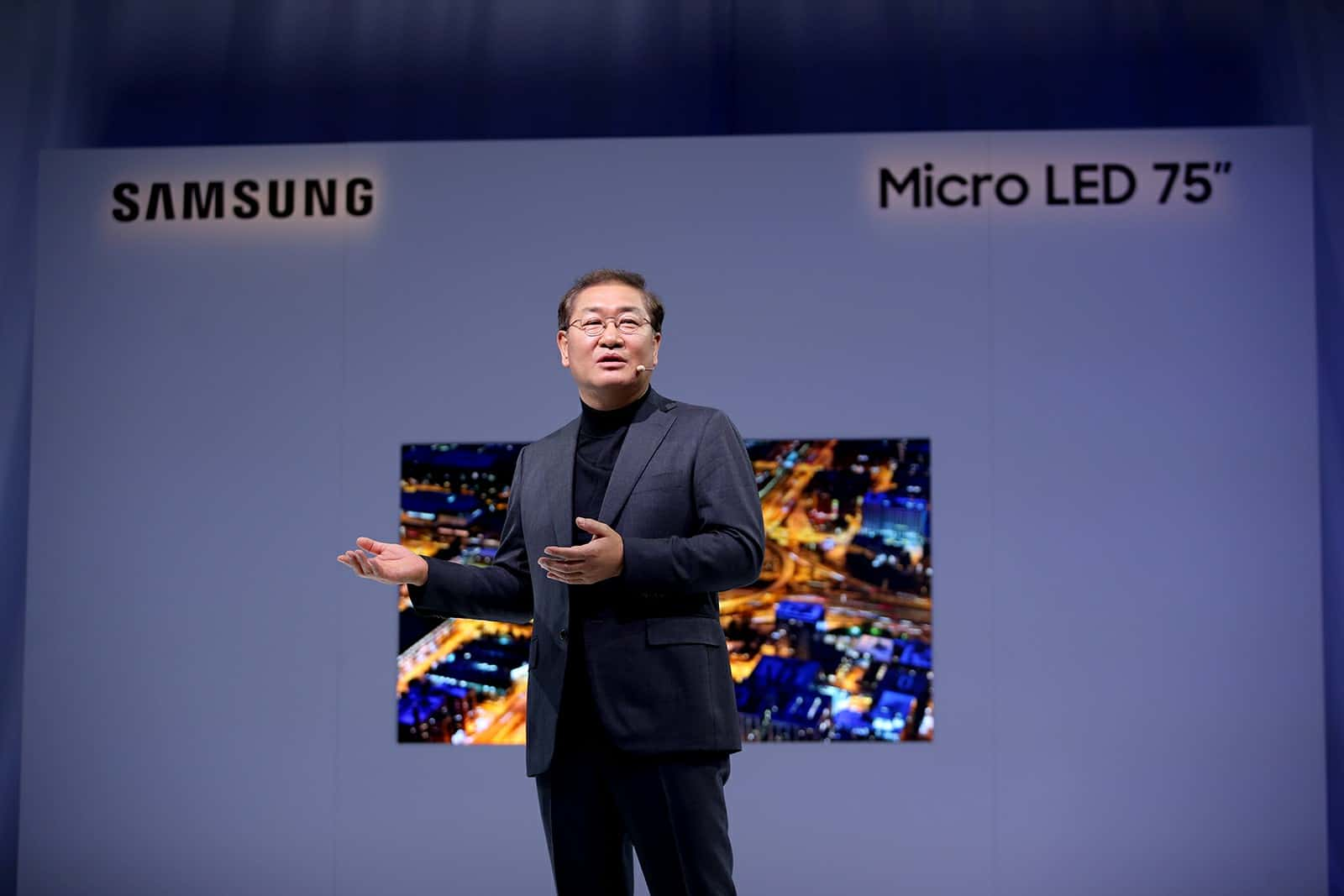 Samsung new Micro LED displays at CES 2019 2