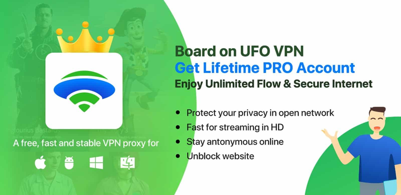 UFO VPN image 21