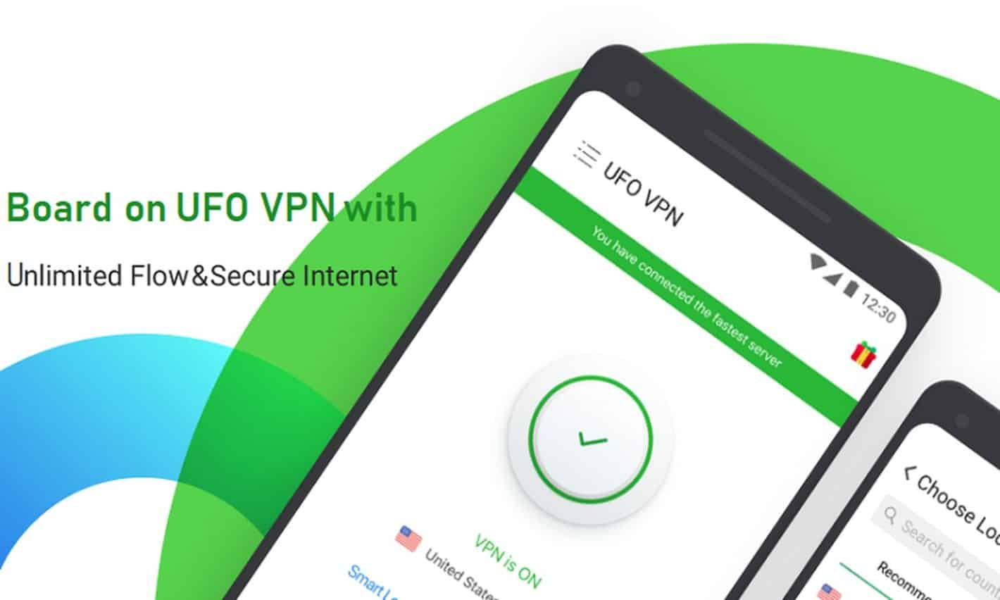 UFO VPN users at risk