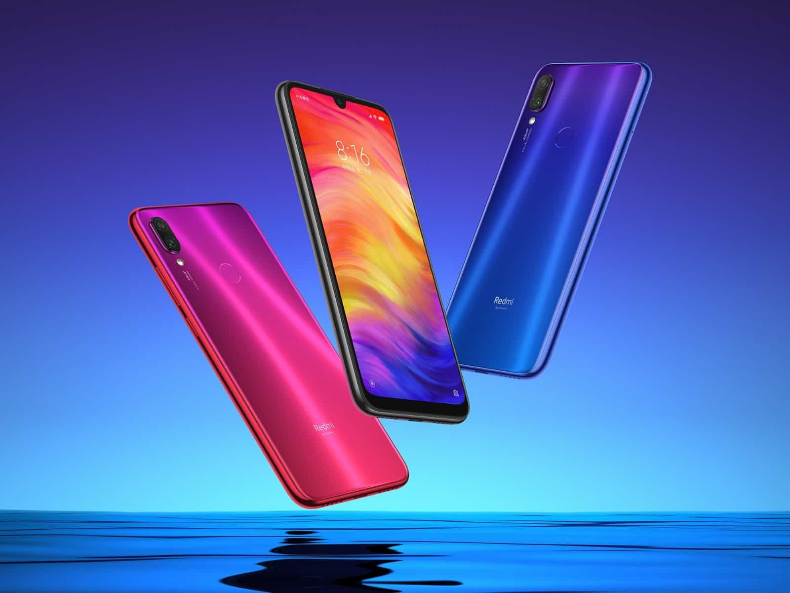 Xiaomi Redmi Note 7 official image 12