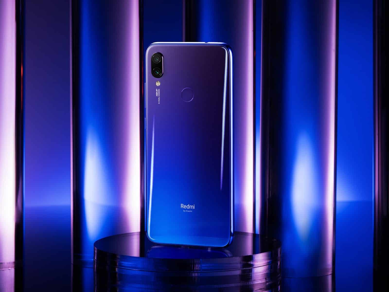 Xiaomi Redmi Note 7 official image 14