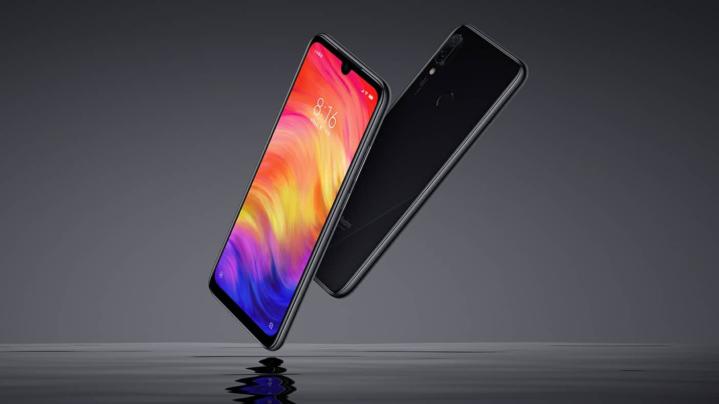 Xiaomi Redmi Note 7 official image 4