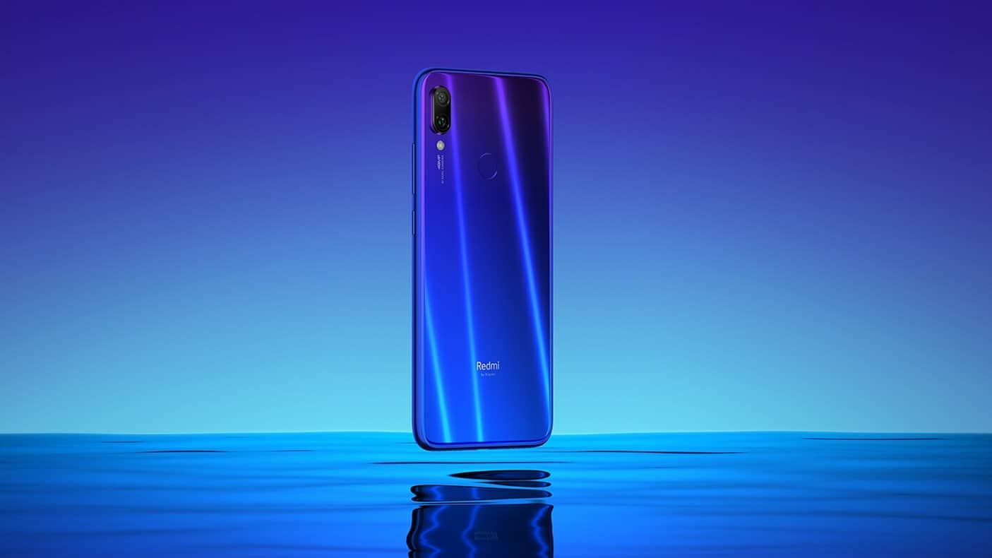 Xiaomi Redmi Note 7 official image 5