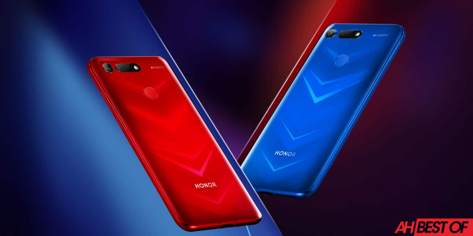 best of ces 2019 honor view 20 AH